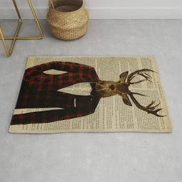 Lord Stag Rug