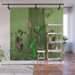 cute fairy Wall Mural