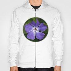 Purple Pinwheel Hoody