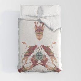 Inkdala X Psychology Art Comforters