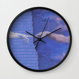 Ancient Technology Wall Clock