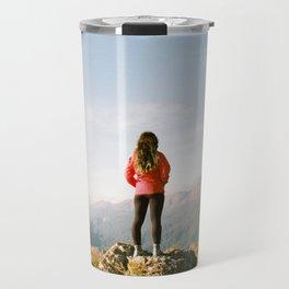 On Top of the World Travel Mug