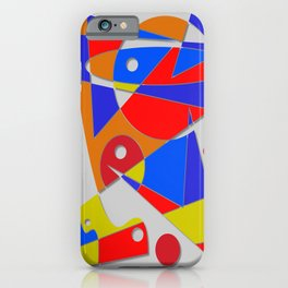 Abstract #89 iPhone Case