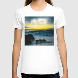 The Infinite Spirit Tranquil Island Of Twilight Maui Hawaii T-shirt