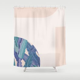 Mid-Century Candy Tropical pt.01 #society6 #tropical Shower Curtain