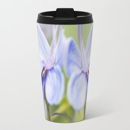 Blue Glory Bower Travel Mug