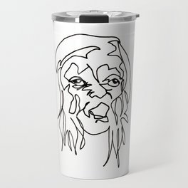 Tenement Lady Travel Mug