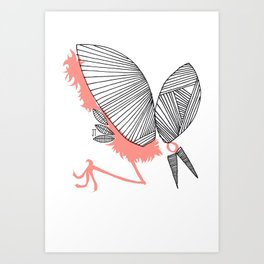 Birdyy Art Print