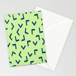 The Minted Angle Stationery Cards