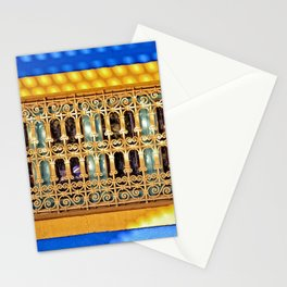 Shadows & Light - Marrakech, Moroco Stationery Cards