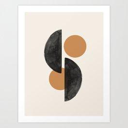 Mid Century Modern Art Print