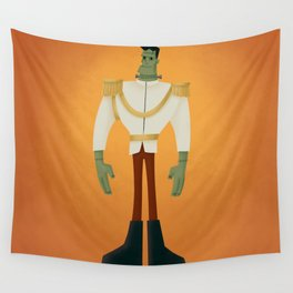 Prince Charmingstein Wall Tapestry