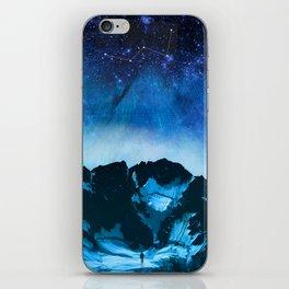 Cassiopeia Night iPhone Skin