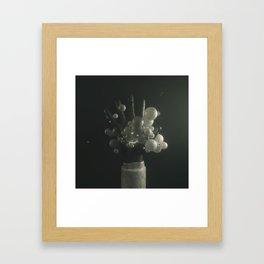Justicia Ahora Framed Art Print