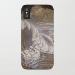 """""""Rogue Waves"""" iPhone Case"""