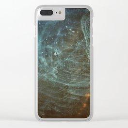Untanglement - fresh air Clear iPhone Case