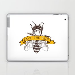 Save The Bees Laptop & iPad Skin