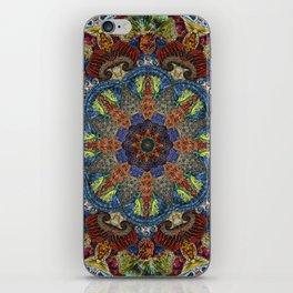 Hallucination Mandala 2 iPhone Skin