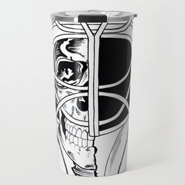 Sculp in hemlet Travel Mug