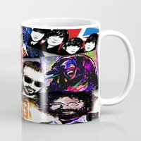 infamous Mugs featuring Infamous by FEENNX