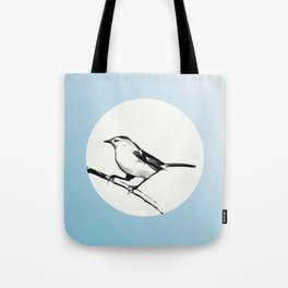 Bush Warblers Start Singing in the Mountains Tote Bag
