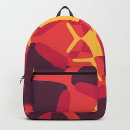 The Weirdest Sunset Backpack