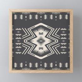 COLORADO ONYX Framed Mini Art Print