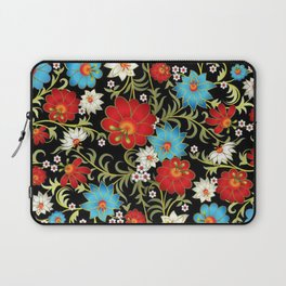 Art Flowers V6 Laptop Sleeve