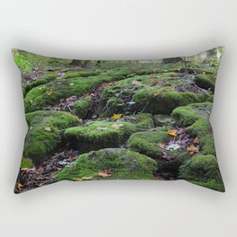 Adventure in the forest Rectangular Pillow