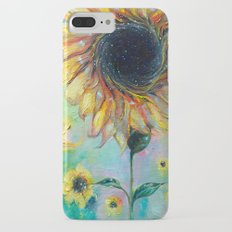 Supermassive Sunflowers Slim Case iPhone 7 Plus