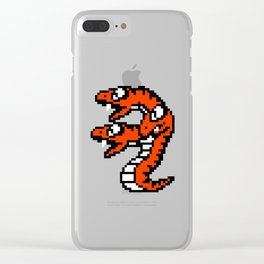 Tryclyde Clear iPhone Case