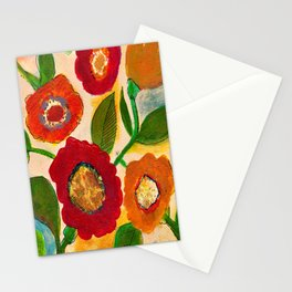 park flower3 Stationery Cards