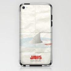 Jaws iPhone & iPod Skin