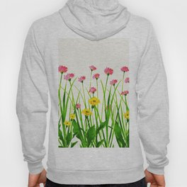 Wildflowers III Hoody