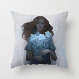 Deception Throw Pillow