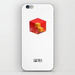 Fezzin' iPhone Skin