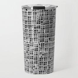Pixel  Fashion 04 Travel Mug