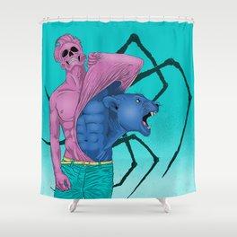 Peel & Reveal Shower Curtain