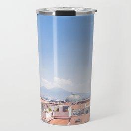 Naples Rooftops Travel Mug