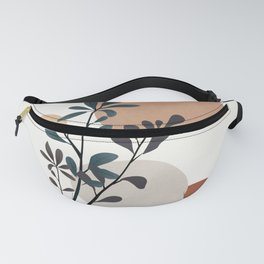 Shapes and Branches 07 Fanny Pack