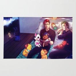 Bedtime Stories with Markiplier, Jacksepticeye and FNAF Rug