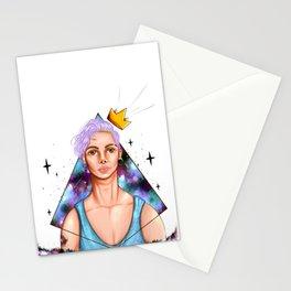 Boy GalaXy Stationery Cards
