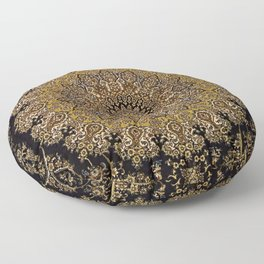 ROYAL PALACE PERSIAN RUG Floor Pillow