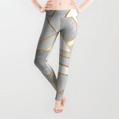 Gold City Leggings