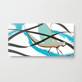 Hexagenia Metal Print