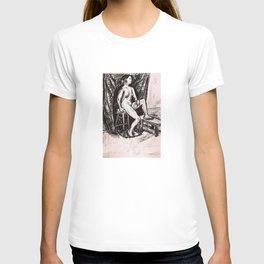 nud T-shirt