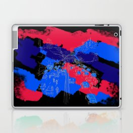 big city Laptop & iPad Skin