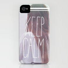 Wander (Keep Calm) iPhone (4, 4s) Slim Case