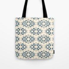 Digital lace Tote Bag