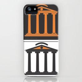 gre[y]ece iPhone Case